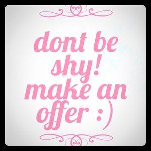 💕Make an offer!💕